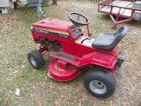 "38"" 11 HP Murray Riding Lawn Mower. Runs good, I have"