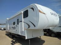 2013 Sportsmen 315BHK bunk house fifth wheel by KZ RV.
