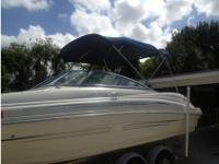 2008 Sea Ray 220 Sundeck **Moving & must sell **This is