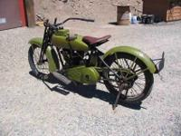 1924 Harley JDCA For Sale 1, used, 1924 Harley Davidson