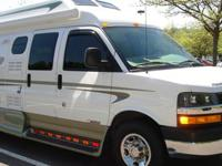 Exquisit 2005 Class B Pleasure Way Coach. Chevy V8