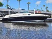 2006 Sea Ray 240 SUNDECK Newly Listed 2006 SeaRay 240