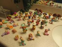 38 awesome Cabbage Patch miniatures..excellent