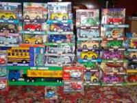 I have 38 chevron cars for sale. All are new in the