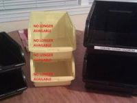 I have 7 size #3, and 17 size #5, Stanley storage bins,