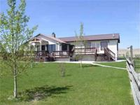 Perfect horse set up on 40 acres with 3 BR, 2 bath home
