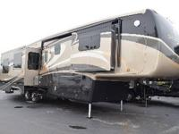 elescoping Kitchen Side Bath Triple Slide Mobile Suite
