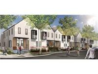 High-end, modern-day town house in MUELLER developed by
