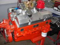 I have for sale a chevy 383 engine, it has been bored