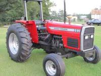 For Sale: Massey Ferguson 383 with 72 HP in Excellent