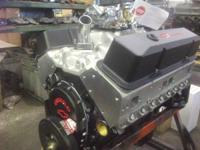 this is a great starter engine chevy 383 with 350 to