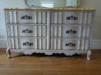 "1950's ""French Provincial"" - Professionally hand"