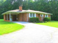 All brick ranch style home. 30 year architectural