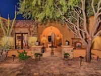 Distinctive Hillside Spanish Colonial Estate on 5.38