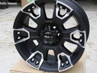 We have quite a few sets of aftermarket truck wheels in