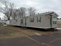 1999 Friendship, MN single wide. Vinyl windows,