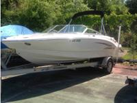 2011 Chaparral 206 THIS IS ONE AWESOME BOAT with only