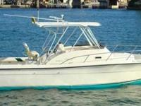 1997 Pursuit 2800 Inboard Diesels! Seeking Offers! This