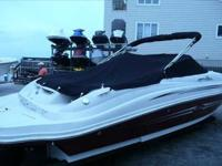 2007 Sea Ray 220 SUNDECK SUPER CLEAN !!!!!!FULL SIZE