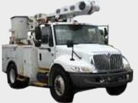 2004 INTERNATIONAL 4300 4x2 Bucket