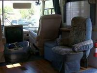 "36'6"" Four Winds Motor home, Wind Sport, 25000 miles,"