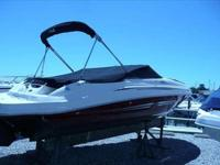 2007 Sea Ray 220 SUNDECK LOW HOURS AND READY TO