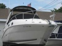 2005 Sea Ray 260 SUNDANCER REDUCED 2005 260 SunDancer