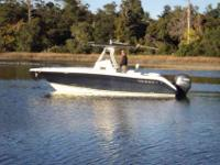 2006 Century 2400 CENTER CONSOLE Twin 150 hp Yamaha