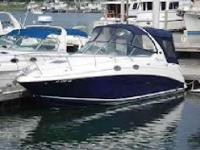 2007 24' Sea Ray 240 Sundancer must be sold! This very