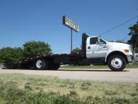 "2007 Ford F-750 20' x 102"" The Retriever Bed, Up-N-Atam"