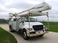 FREE DELIVERY!! Altec AA755-MH - 60' Working Height ?
