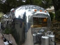 1967 Vintage Airstream Safari