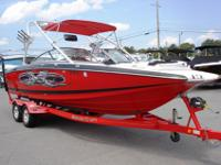 Loaded 2005 Mastercraft X-45 with only 319 hours!!!
