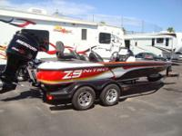 2011 Tracker NITRO Z9 Bass BoatThe NITRO Z-9 Is At The