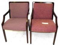 - $39/each Two Chairs - They have mauve fabric with a