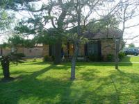 Enjoy relaxed living on around one acre of land on a