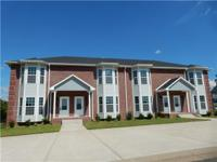New town homes with view of Lake Barkley from front and