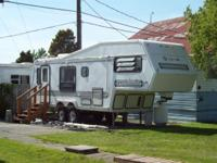 Birch Bay Resort is offering this 1990, 28-foot, Jayco
