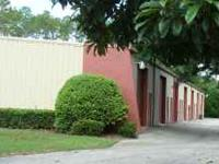 800 SF warehouse in the NW Industrial Park near UPS and