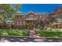 Magnificent Single Family Home in Cherry Creek North is