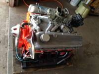 396 Chevy Big Block engine, casting # 3855961 higher