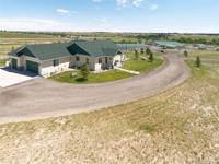 STUNNINGLY BEAUTIFUL HORSE FARM ON 2 SEPARATE 40+ ACRE
