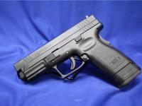 We have a Springfield XD-45 sub compact chambered in 45