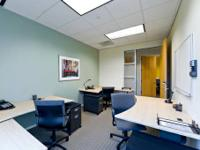 Completely supplied executive office available in