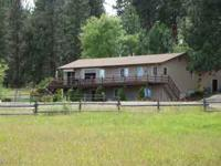 Bitterroot Valley - 3br for Sale in Victor, Montana Classified