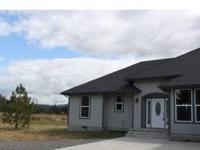 Log Style Custom Home On 192 Acres For Sale In Roseburg