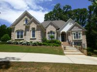 Wow! Beautiful Custom Brick Home With Over 6500+ Sq Ft