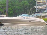 2007 Sea Ray 240 SUNDECK If you are looking for a very