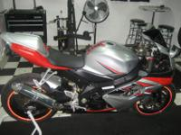 This is one excellent condition 2006 GSXR 1000, bikes