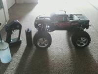 i have a 3.3 tmaxx for sale only had 2 quarts of fuel